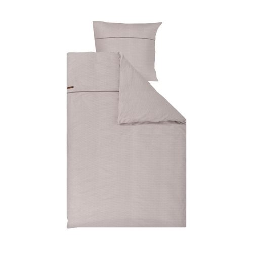 Picture of Single duvet cover DE Mauve Waves