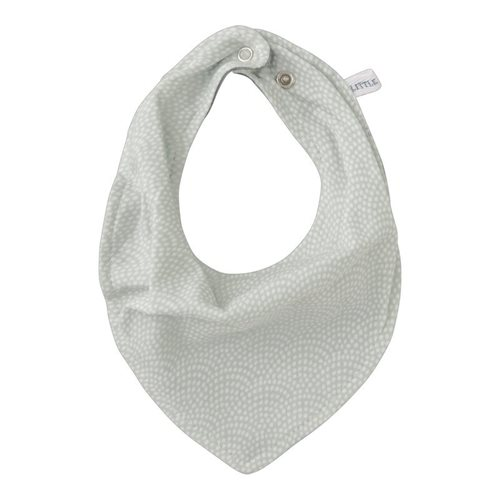 Picture of Bandana bib Mint Waves