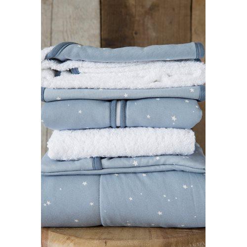 Picture of Summer sleeping bag 110 cm Little Stars Blue