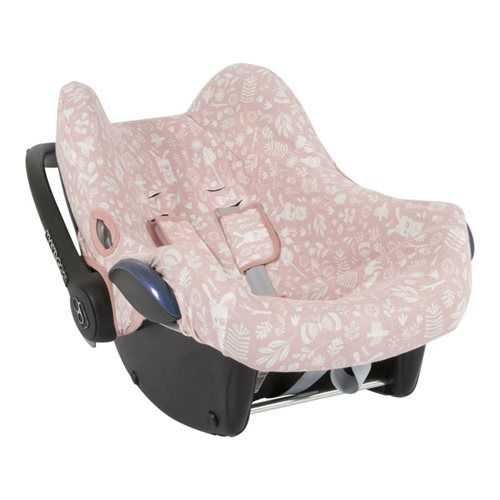 Picture of Car seat 0+ cover Adventure Pink