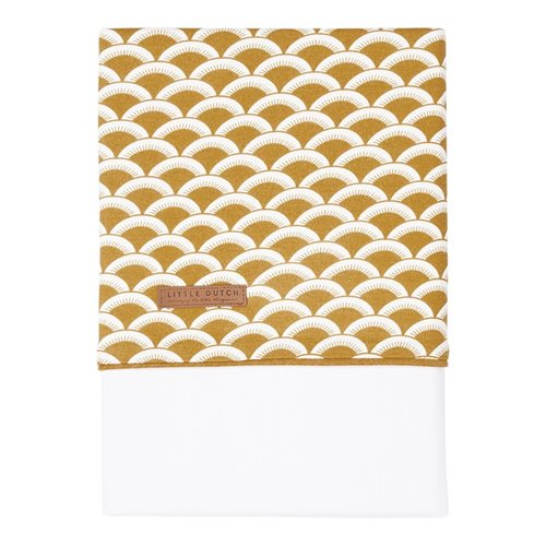 Picture of Bassinet sheet Sunrise Ochre