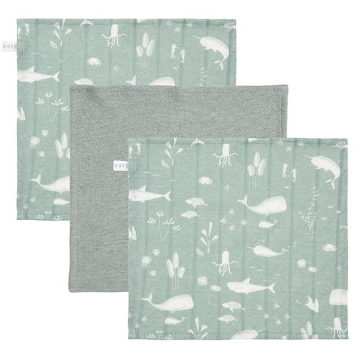 Picture of Facecloths Ocean Mint / Pure Mint