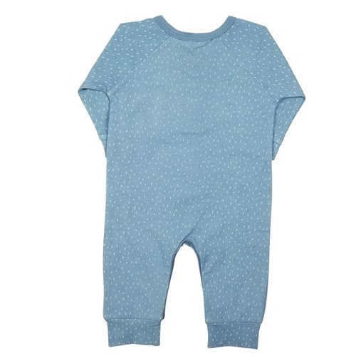 Picture of Baby Jumpsuit Sprinkles Blue 56
