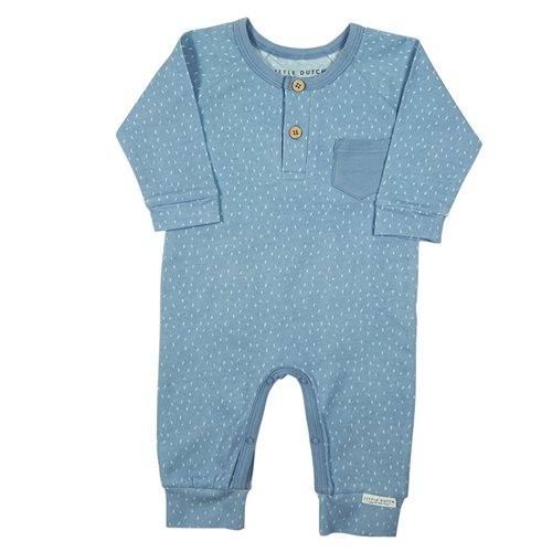 Picture of Baby Jumpsuit Sprinkles Blue 68