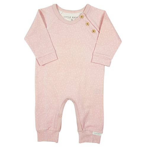 Picture of Baby Jumpsuit Sprinkles Pink 68