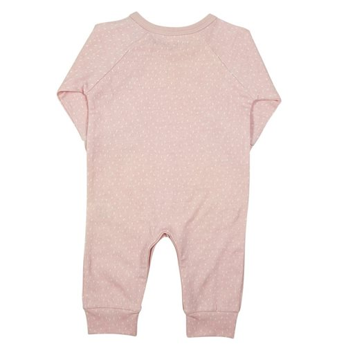 Picture of Baby Jumpsuit Sprinkles Pink 74