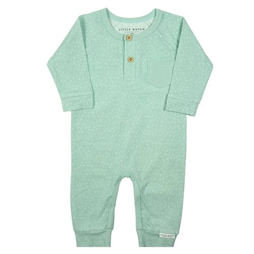 Picture of Baby Jumpsuit Sprinkles Mint 68