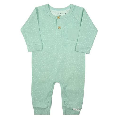 Picture of One-piece suit 74 - Mint Sprinkles