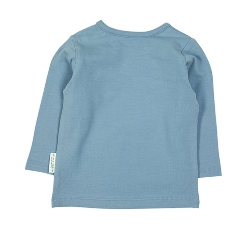 Picture of Baby T-Shirt long sleeves 74 - Blue Sprinkles