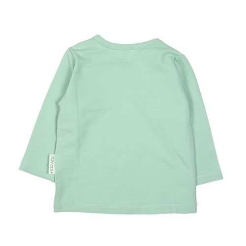 Picture of Baby T-Shirt long sleeves Sprinkles Mint 74