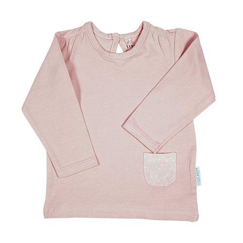Baby Shirt langen Ärmeln 56 - Pink Sprinkles