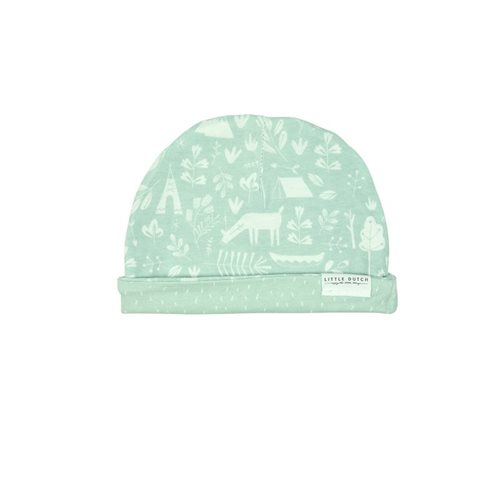 Picture of Baby cap reversible Mint Sprinkles 2