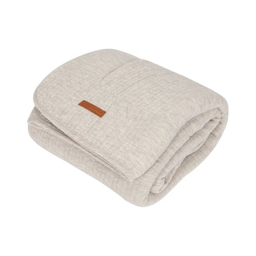 Picture of Bassinet blanket Pure Grey