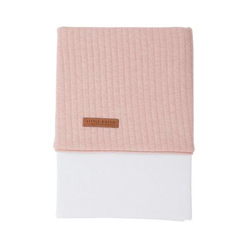 Drap de berceau Pure Pink