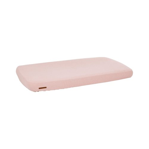 Drap-housse lit bébé Pure Pink