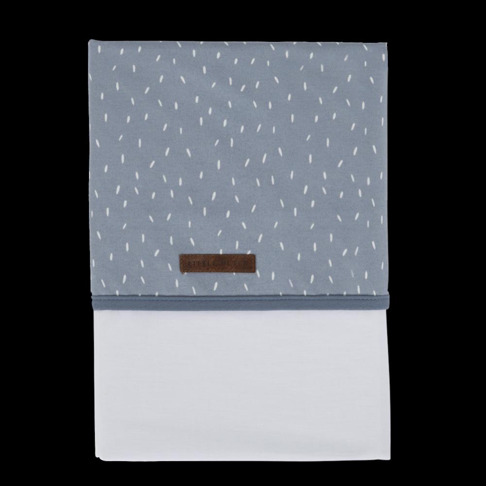 Picture of Bassinet sheet Blue Sprinkles