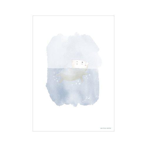 Afbeelding van Poster Mini Polar Jar