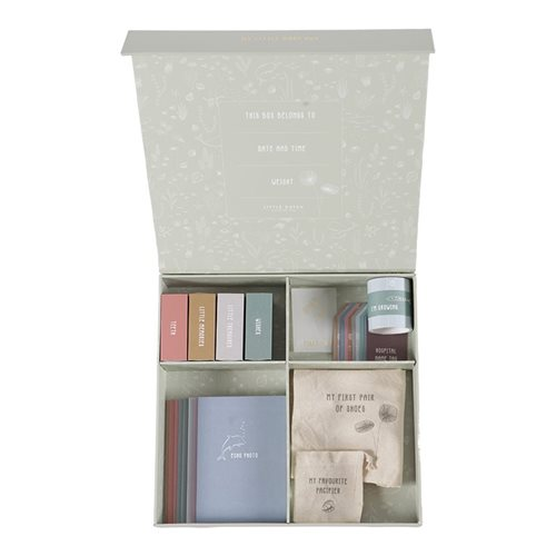 Memory Box für Erinnerungen