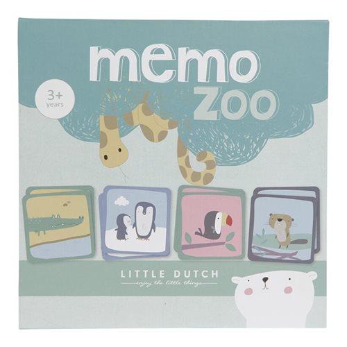 Afbeelding van Memo dierentuin