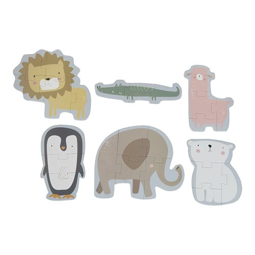 Picture of Animal puzzles