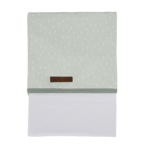 Picture of Bassinet sheet Mint Sprinkles