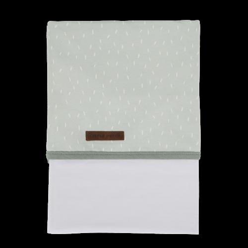 Picture of Bassinet sheet Mint Sprinkles