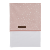 Drap de berceau Pink Sprinkles