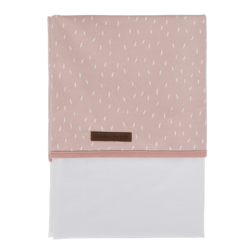 Wiegelaken Pink Sprinkles