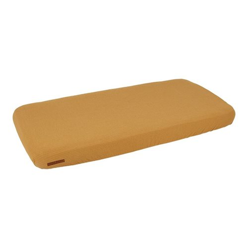 Picture of Fitted bassinet sheet Pure Ochre