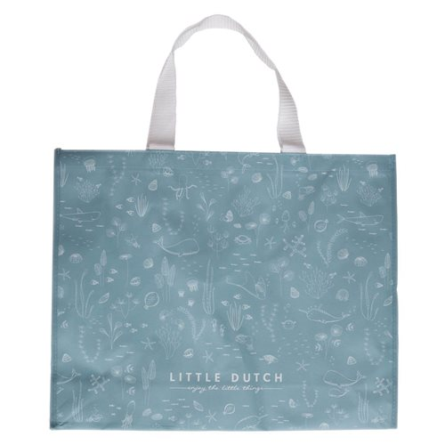 Shopper Ocean Blue