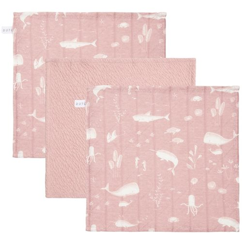 Picture of Facecloths Ocean Pink / Pure Pink