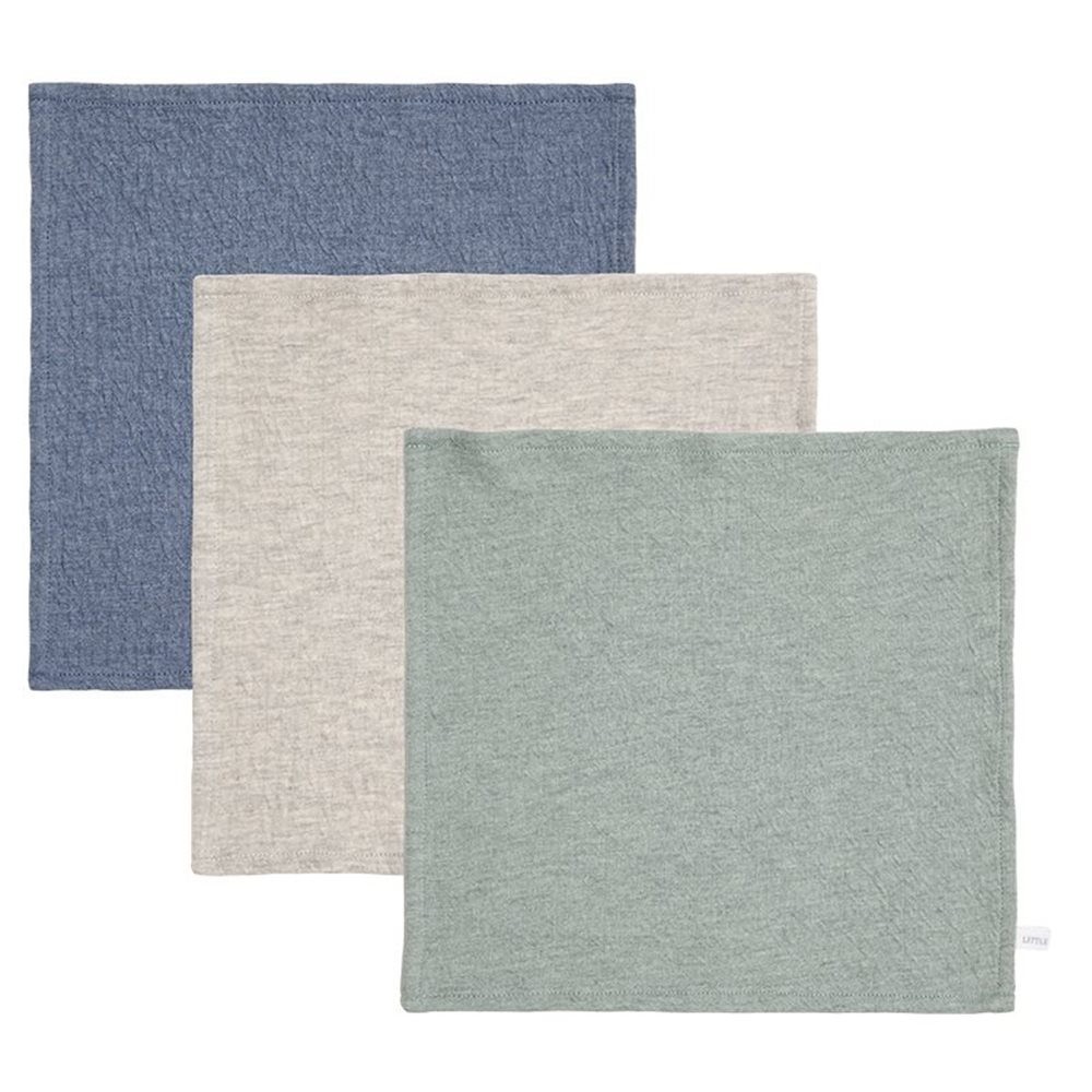 Picture of Facecloths Pure Mint / Blue