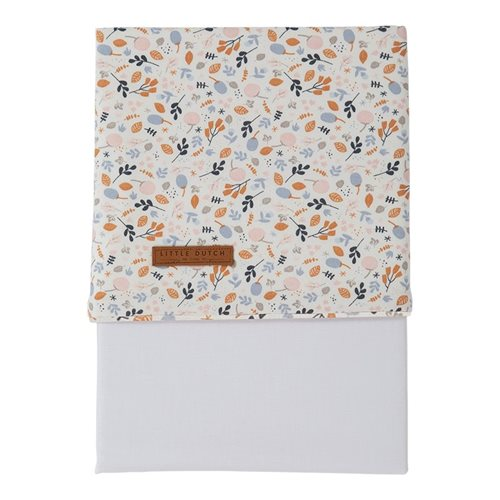 Picture of Bassinet sheet Spring Flowers