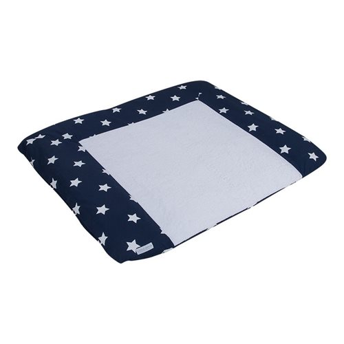 Picture of Changing mat cover Germany blue with white stars