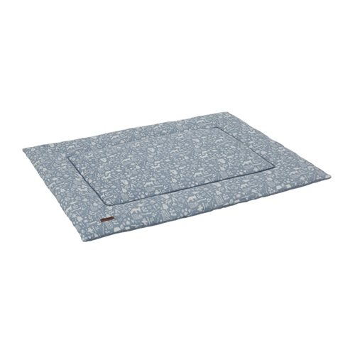 Picture of Playpen mat 75 x 95 Adventure Blue