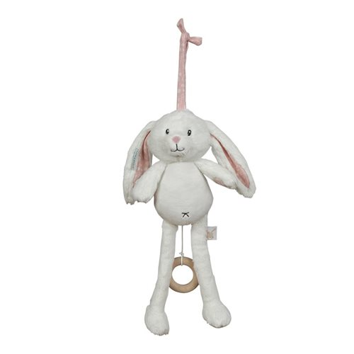 Picture of Music box rabbit pink