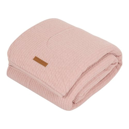 Picture of Bassinet blanket Pure Pink