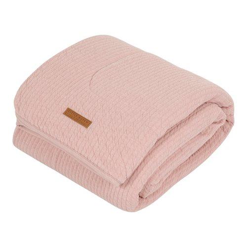 Wiegedecke Pure Pink