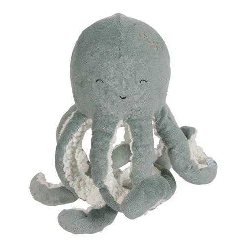 Afbeelding van Knuffel Octopus Ocean Mint