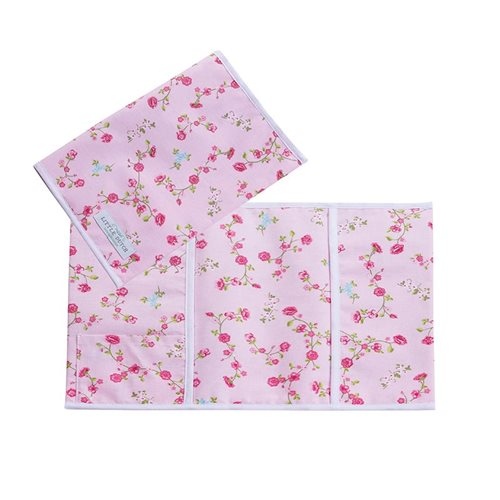 Picture of Check-up booklet cover, large - Pink Blossom
