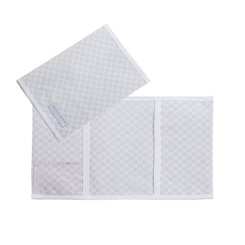 Picture of Check-up booklet cover, large Sweet Beige