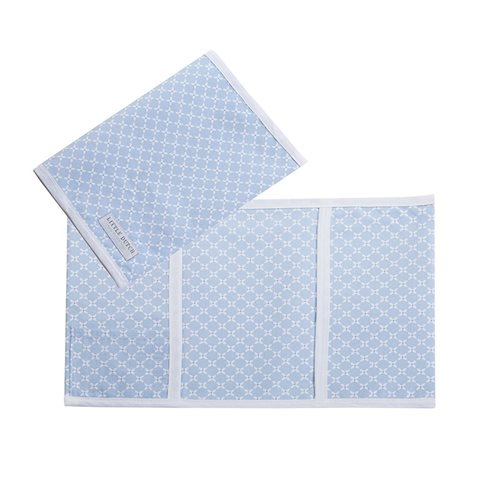 Picture of Check-up booklet cover, large Sweet Blue