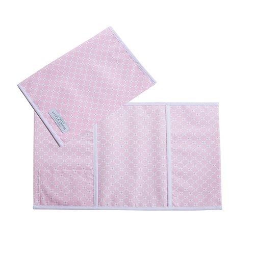 Protège-carnet de santé, grand modèle Sweet Pink