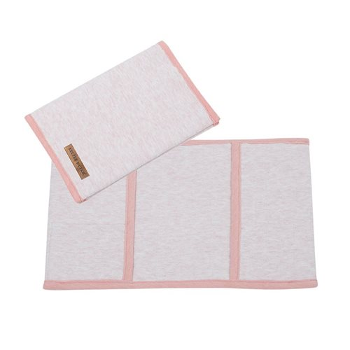 Picture of Check-up booklet cover, large Peach Melange