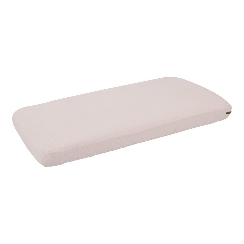 Picture of Fitted sheet 70x140/150 Pink Waves