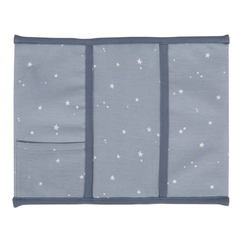 Picture of Check-up booklet cover, large Little Stars Blue