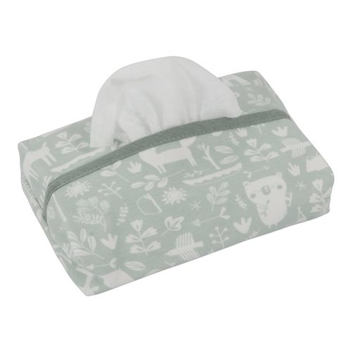 Picture of Baby wipes cover Adventure Mint