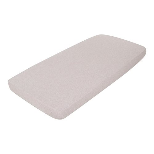Picture of Fitted sheet 70x140/150 - Peach Melange