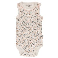 Picture of Baby bodysuit 62/68 sleeveless - Spring Flowers