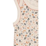 Picture of Baby bodysuit 50/56 sleeveless - Spring Flowers